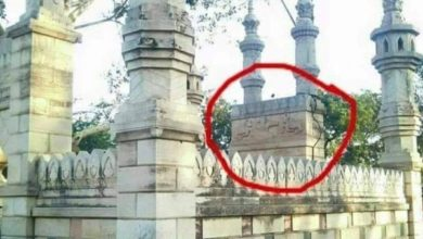 Photo of Is there a Shiva Linga sculpture in the oldest Rasa Mosque in the Arabian country? | What is the truth?