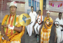 Photo of What happened behind the BJP member's viral photo?