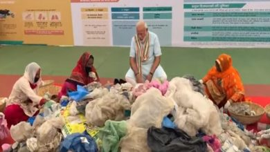 Photo of Garbage in the AC room? | Video of Prime Minister Modi going viral!