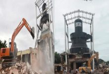 Photo of Demolition of Adhimariamman temple in Thanjavur – DSP answer.