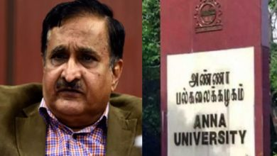 Photo of Anna University  Institute of Eminence status Issue | Source of compilation video about Surappa!