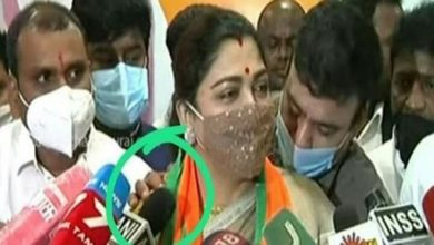 Photo of A collection of rumors circulating after Khushbu joined the BJP!