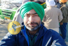 Photo of Does an Islamic fundamentalist participate in the Delhi farmers protest?