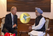 Photo of Did Joe Biden invite Manmohan Singh to the inauguration ceremony?